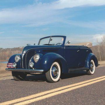 1938 Ford DeLuxe Phaeton na prodej