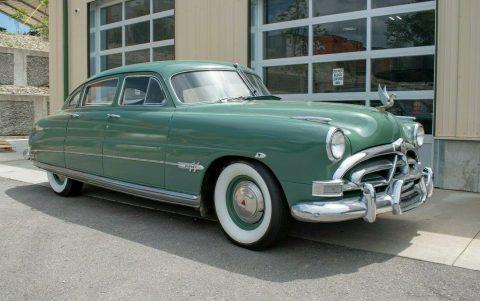 1951 Hudson Hornet na prodej