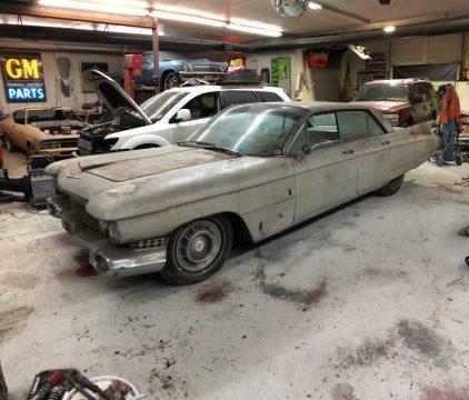 1959 Cadillac Eldorado Brougham na prodej