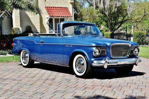 1960 Studebaker Lark Convertible na prodej