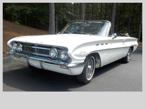 1962 Buick Special Convertible na prodej