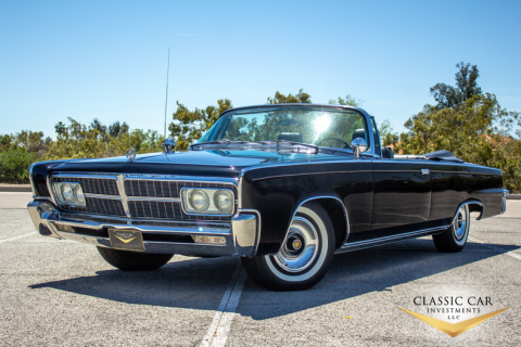 1965 Imperial Crown Convertible na prodej
