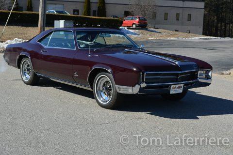 1967 Buick Riviera na prodej