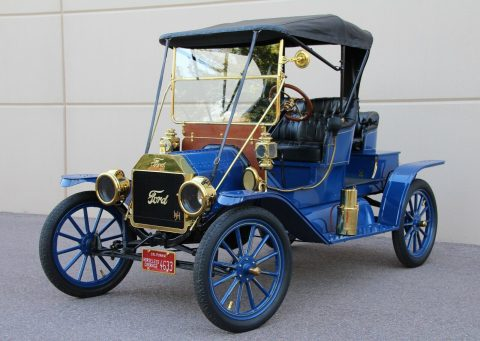 1911 Ford Model T na prodej
