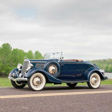 1934 Ford Model 40 Deluxe Roadster na prodej