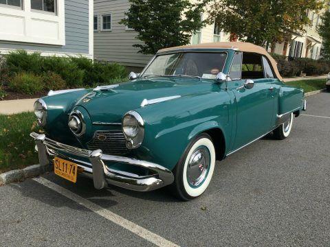 1951 Studebaker Champion Regal Convertible na prodej