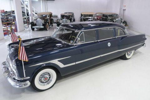 1953 Packard Executive Limousine na prodej