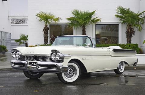 1957 Mercury Monterey Convertible na prodej