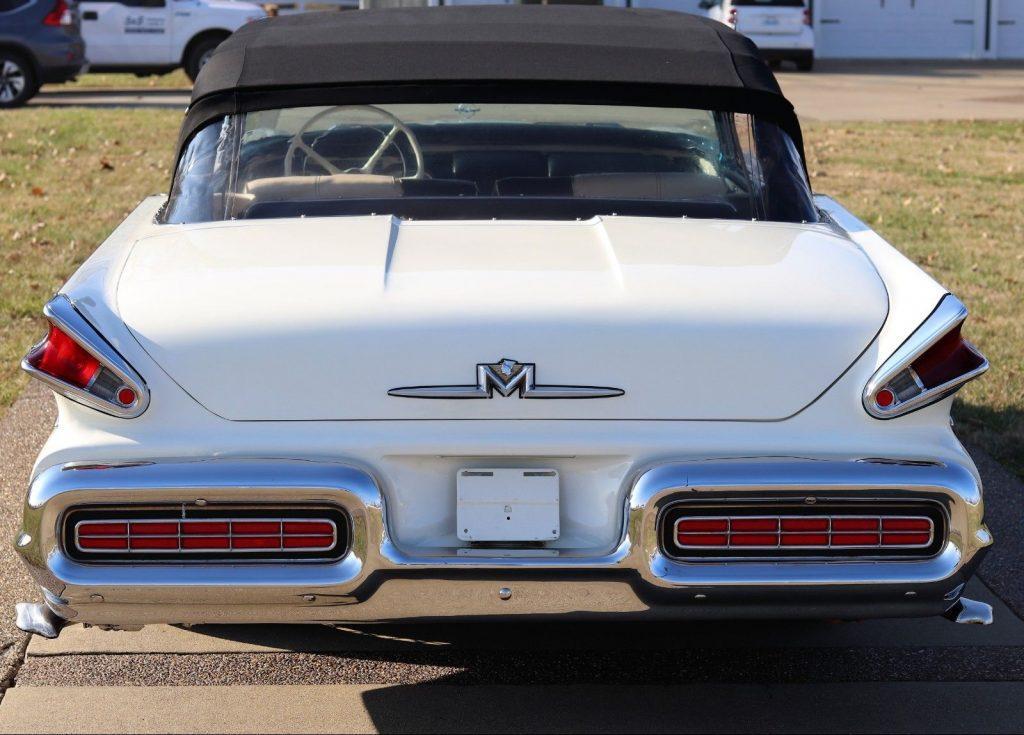 1957 Mercury Monterey Convertible