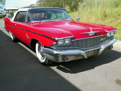 1960 Imperial Crown Convertible na prodej