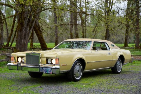 1974 Lincoln Continental na prodej