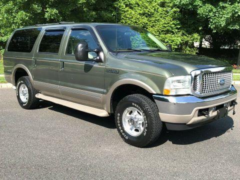 2002 Ford Excursion na prodej