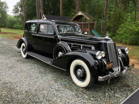 1937 Pierce-Arrow 12 na prodej