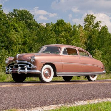1952 Hudson Wasp Club Coupe na prodej