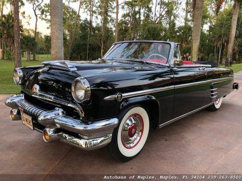 1954 Mercury Monterey Convertible na prodej
