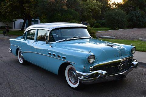 1956 Buick Roadmaster na prodej