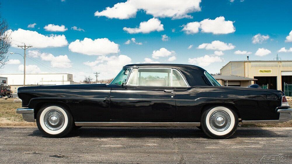 1956 Lincoln Continental Mark II