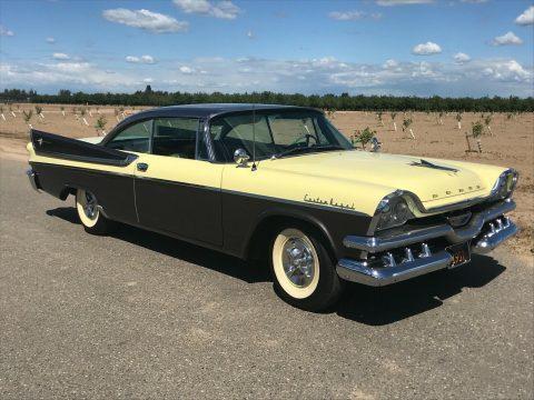 1957 Dodge Custom Royal na prodej