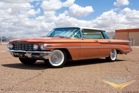 1960 Oldsmobile 98 na prodej