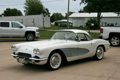 1961 Chevrolet Corvette na prodej