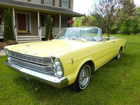 1966 Ford Galaxie na prodej