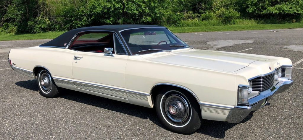 1968 Mercury Grand Marquis