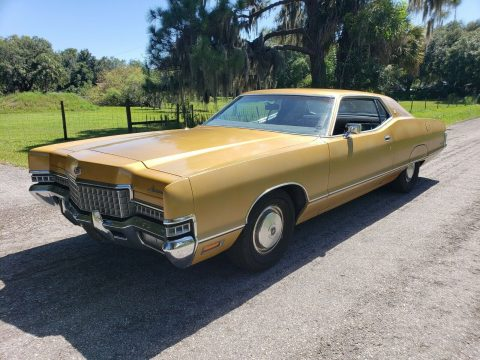 1972 Mercury Grand Marquis na prodej