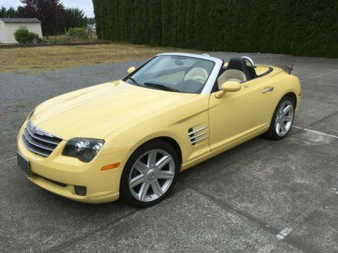 2005 Chrysler Crossfire na prodej