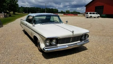 1963 Imperial Crown Convertible na prodej