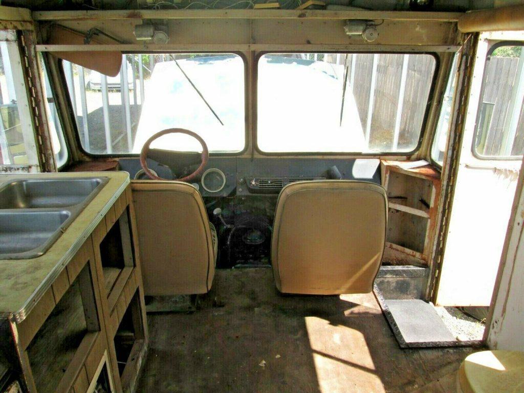1967 Chevrolet C35