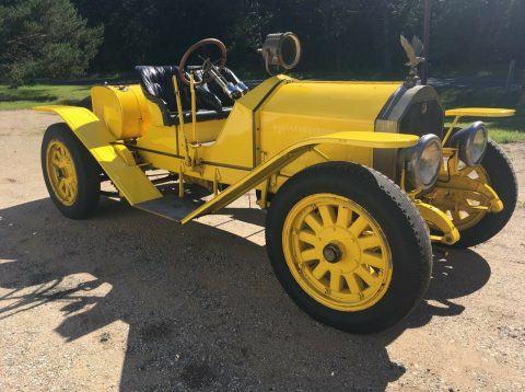 1924 American LaFrance Speedster na prodej