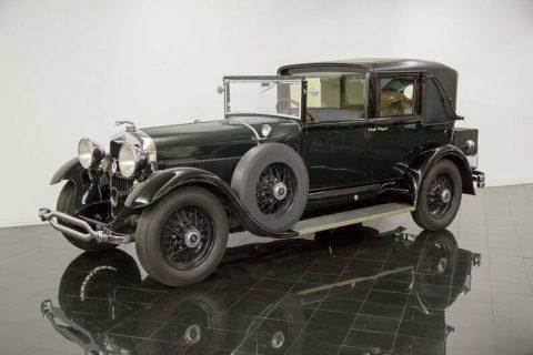 1929 Lincoln Model L na prodej