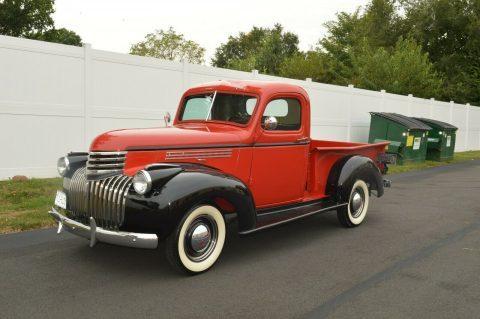 1941 Chevrolet Step Side na prodej