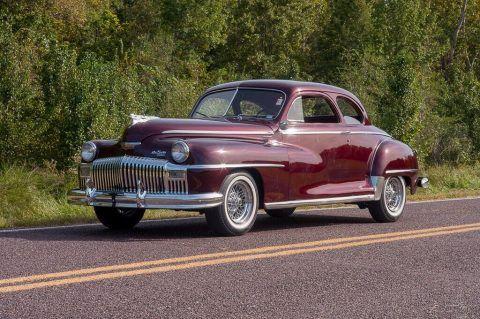 1948 DeSoto Deluxe Club Coupe na prodej