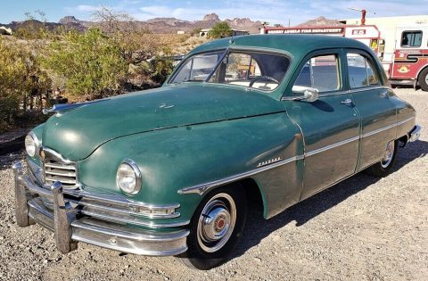 1950 Packard Deluxe Eight na prodej