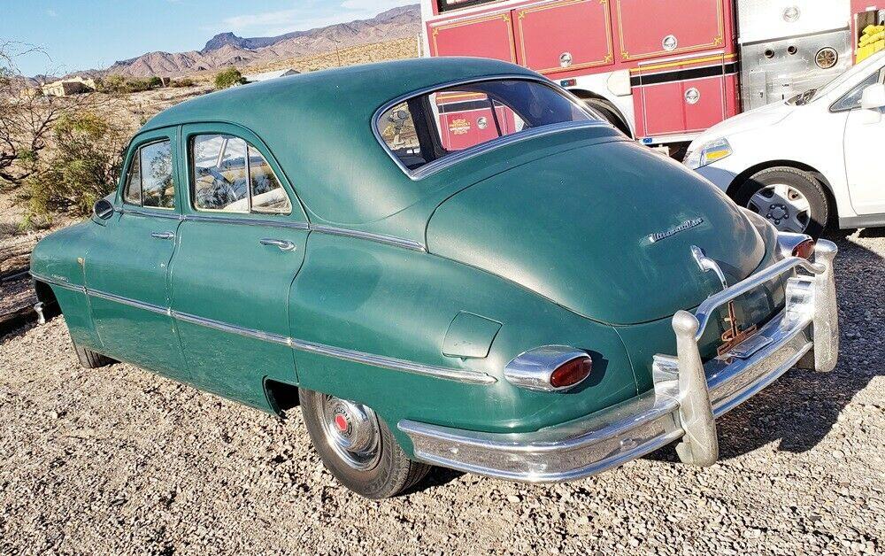 1950 Packard Deluxe Eight