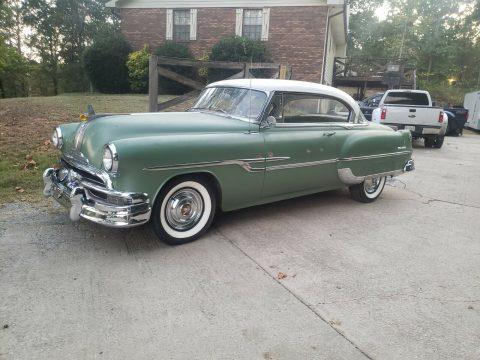 1953 Pontiac Chieftain na prodej