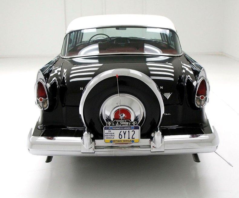1957 Hudson Hornet