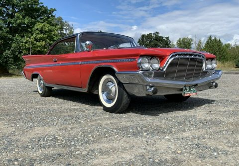 1960 DeSoto Adventurer na prodej