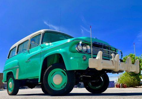 1960 Dodge Power Wagon na prodej