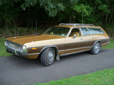 1973 Dodge Coronet Crestwood na prodej