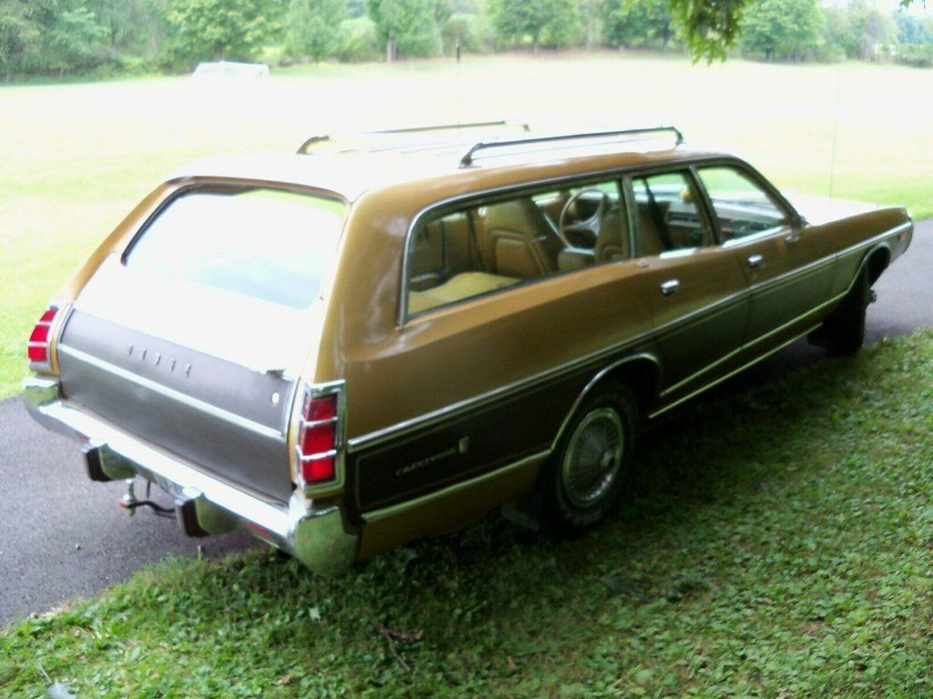 1973 Dodge Coronet Crestwood