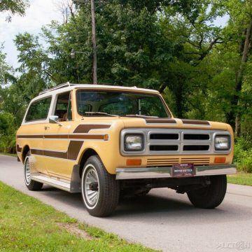 1980 International Harvester Scout II na prodej