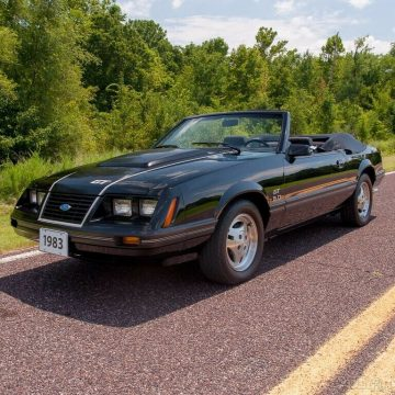 1983 Ford Mustang GT na prodej