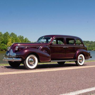 1939 Buick Limited na prodej