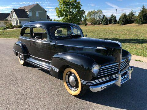 1942 Hudson Super Six na prodej