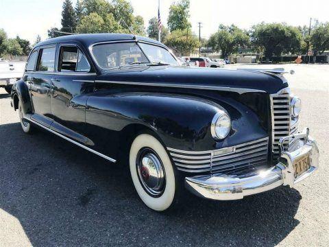 1947 Packard Clipper Limousine na prodej