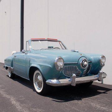 1951 Studebaker Champion Convertible na prodej