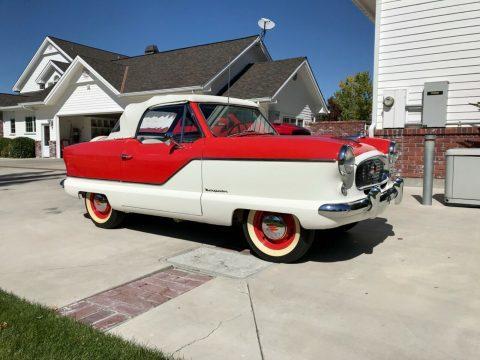 1960 Nash Metropolitan na prodej