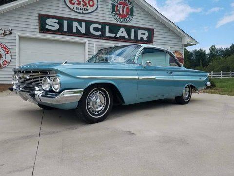 1961 Chevrolet Impala SS na prodej